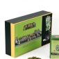 供应西湖龙井茶 小绿风礼盒装 新款茶叶/绿茶 两罐装 150g